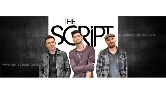 Photoshop The Script - Capa Facebook