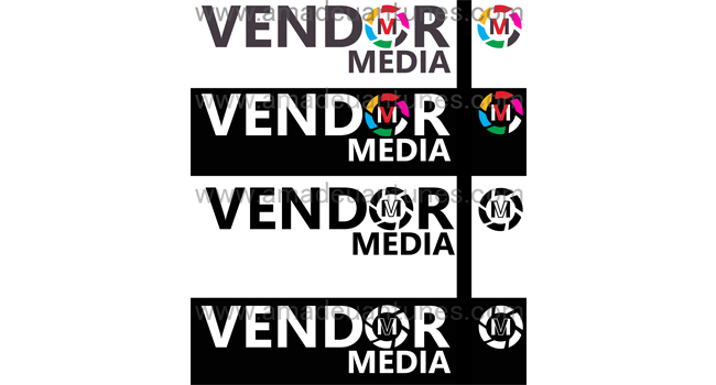 Logo Photografy Vendor Media